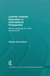 Learner-centred Education by Michele Schweisfurth
