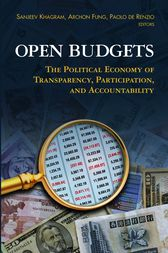 Open Budgets by Sanjeev Khagram