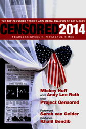 Censored 2014 by Mickey Huff