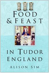 Food & Feast in Tudor England by Alison Sim