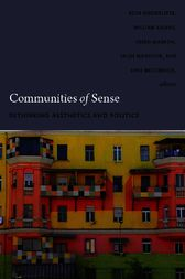 Communities of Sense by Beth Hinderliter