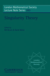 Singularity Theory by W. Bruce