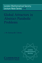 Global Attractors in Abstract Parabolic Problems