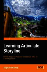 Learning Articulate Storyline by Stephanie Harnett