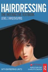 Hairdressing: Level 3 by Charlotte Church
