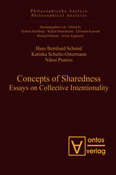 concepts of sharedness essays on collective intentionality Buy concepts of sharedness from dymocks online bookstore find latest reader reviews and much more at dymocks.