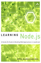 Learning Node.js by Marc Wandschneider