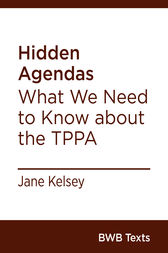 Hidden Agendas by Jane Kelsey