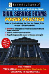 Civil Service Exams by Learning Express Llc