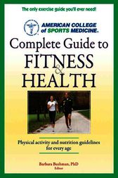 ACSM's Complete Guide to Fitness & Health by American College of Sports Medicine