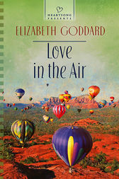 Love In The Air by Elizabeth Goddard