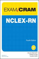 NCLEX-RN Exam Cram by Wilda Rinehart
