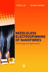Needleless Electrospinning of Nanofibers by Xungai Wang