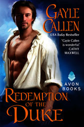 Redemption of the Duke by Gayle Callen