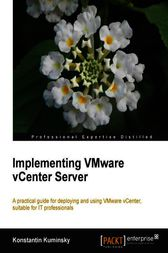 Implementing VMware vCenter Server by Konstantin Kuminsky