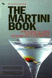 The Martini Book by Sally Ann Berk