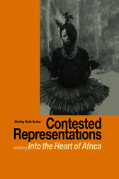 Contested Representations by Shelly R. Butler