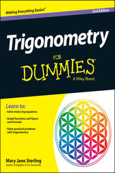 Trigonometry For Dummies by Sterling