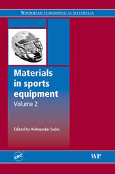 Materials in Sports Equipment by A Subic