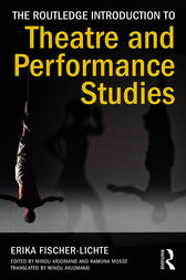 The Routledge Introduction to Theatre and Performance Studies by Erika Fischer-Lichte