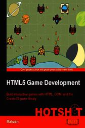 HTML5 Game Development HOTSHOT by Makzan