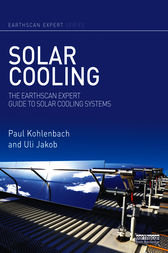 Solar Cooling by Paul Kohlenbach