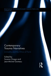 Contemporary Trauma Narratives by Jean-Michel Ganteau