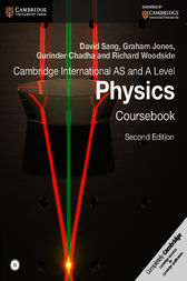 Cambridge International AS and A Level Physics Coursebook by David Sang