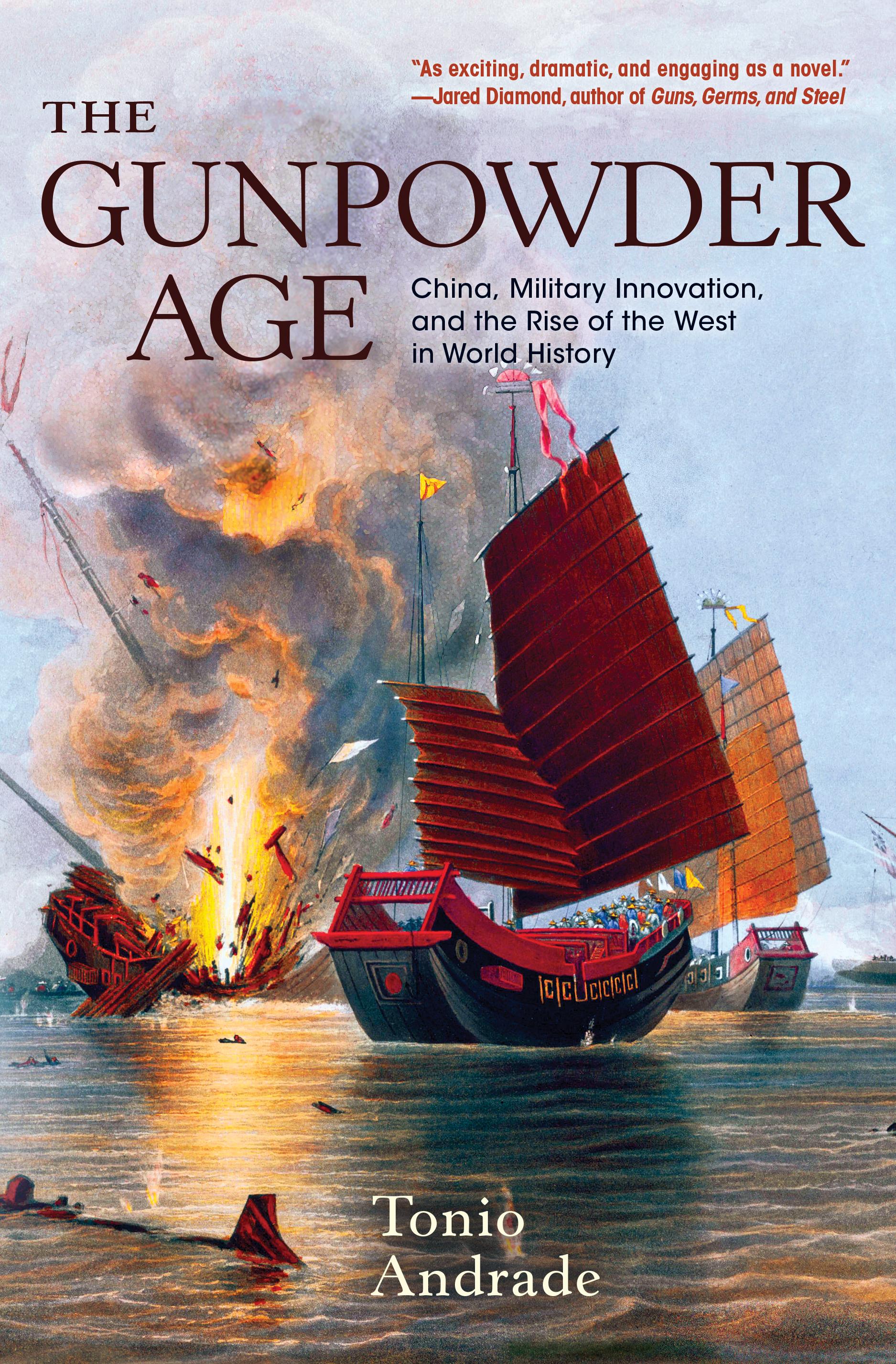 gunpowder changed the world essay