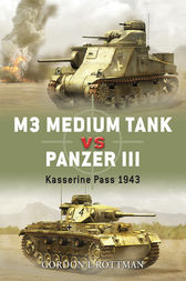 M3 Medium Tank vs Panzer III by Gordon Rottman