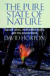 The Pure State of Nature by David Horton