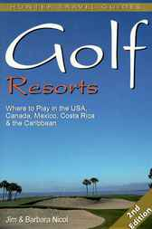 Golf Resorts by Barbara Nicol