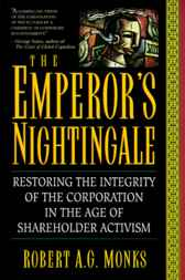 The Emperor's Nightingale by Robert A. G. Monks