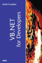 VB .NET for Developers by Keith Franklin