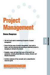 Project Management by Donna Deeprose