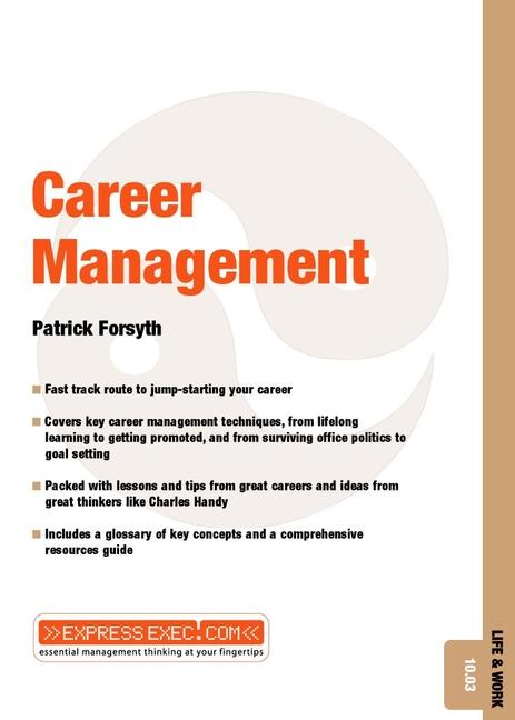 Download Ebook Career Management by Patrick Forsyth Pdf