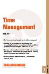 Time Management by Ros Jay