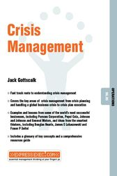 Crisis Management by Jack Gottschalk