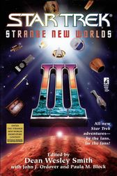 Strange New Worlds III by Paula M. Block