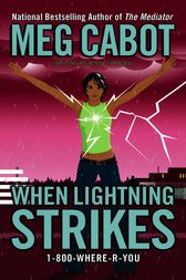 When Lightning Strikes by Jenny Carroll
