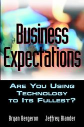 Business Expectations by Bryan Bergeron