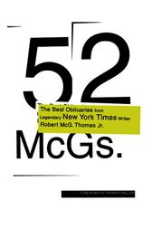 52 McGs. by Robert McG. Thomas