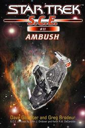 Star Trek: Ambush by Dave Galanter