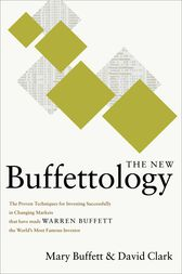 The New Buffettology by Mary Buffett