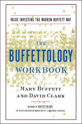 The Buffettology Workbook by Mary Buffett