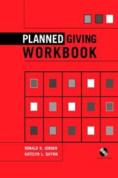 Planned Giving Workbook by Ronald R. Jordan