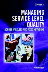 Managing Service Level Quality by Peter Massam