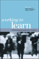 Working to Learn by Karen Evans