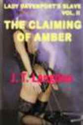The Claiming of Amber by J. T. Langdon