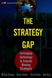 The Strategy Gap by Michael Coveney